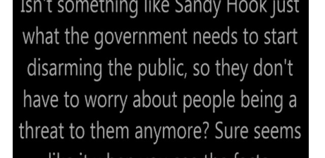 Sandy Hook 'truthers' warn about Obama gun plan