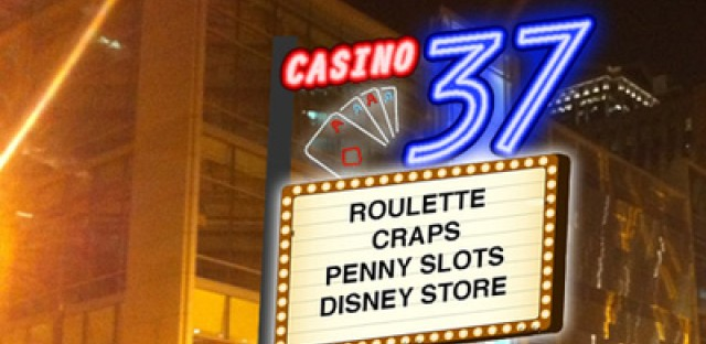 Photoshop contest! Give me your best 'Casino 37' sign