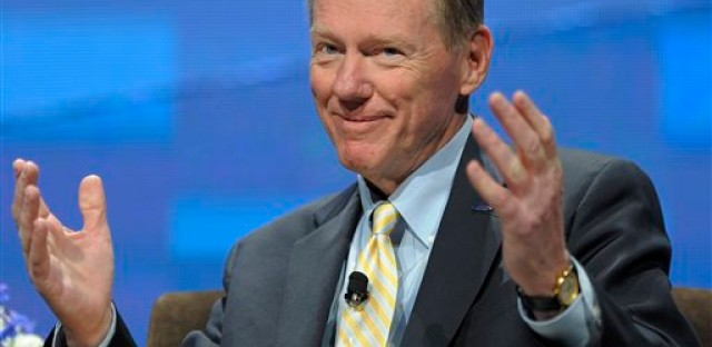 Ford Motor CEO Alan Mulally is one of the country's top-earning top executives.