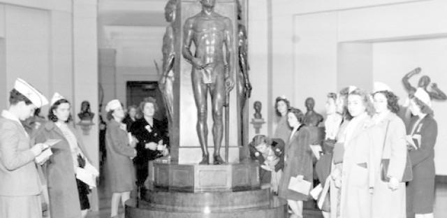 Weekend Passport: Sculpture exhibit examines our views on race