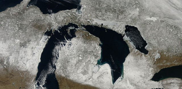 Agriculture's impact on water resources in the Great Lakes