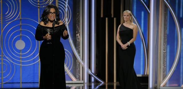 Pop Culture Happy Hour : The Golden Globe Awards Image