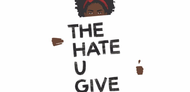 Cover of 'The Hate U Give'