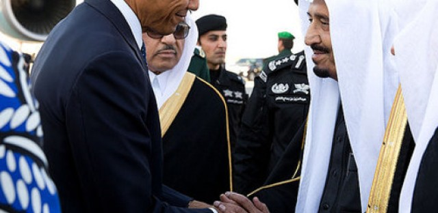 King Salman's U.S. visit, climbing Meru and the Ukrainian Soul