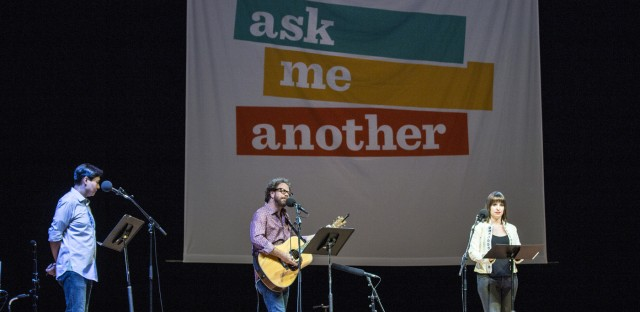 Ask Me Another : Connie Britton & Martina McBride: 'This One's For The Girls' Image