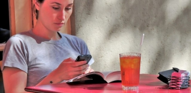 3 at 3: Three ways to succomb to distractions (and be happy about it)!