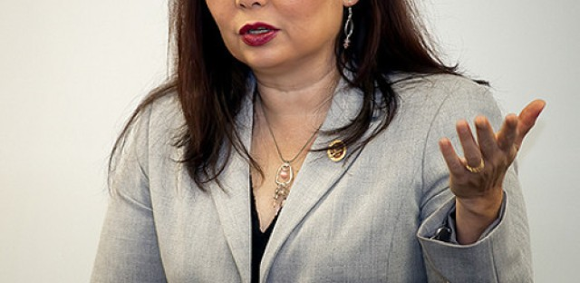 Congresswoman Duckworth continues push for improved military policy