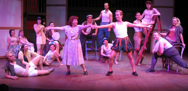 "Circle Theatre's ""Kiss Me, Kate"""
