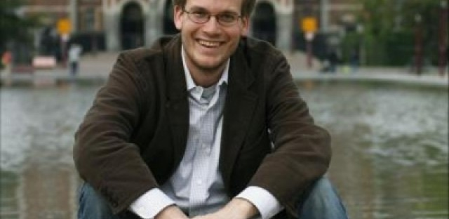 Nerdfighter and author John Green comes home