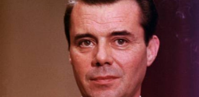 An undated photo of British actor Dirk Bogarde, star of the 1961 film, 'Victim.'