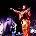 """The members of The Turbans, a band based in the U.K., say they're not from everywhere, but rather from """"manywhere."""""""
