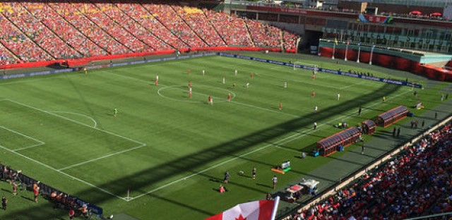 Women's World Cup players prove themselves on the field