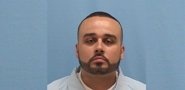 Jaime Hauad, who turns 37 on Sunday, is imprisoned in Illinois's Pontiac Correctional Center. He is projected for discharge in 2035.