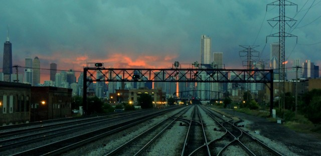 Metra: Photo of the Day - September 30, 2013