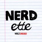 Nerdette Logo - Lined Paper - HQ with WBEZ CHICAGO