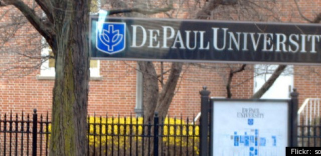 Aborted baby flag removal sparks debate at DePaul University