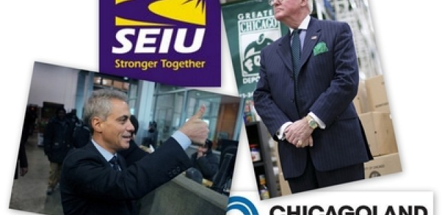 Chicago runoff muscle: Who's backing whom and with how much cash?