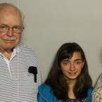 John Wahlfeldt came to StoryCorps with his granddaughter Sarah and daughter Laura.
