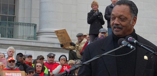 Rev. Jesse Jackson looks back on Presidential run