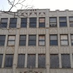 vacant building on 79th Street owned by GAGDC 2
