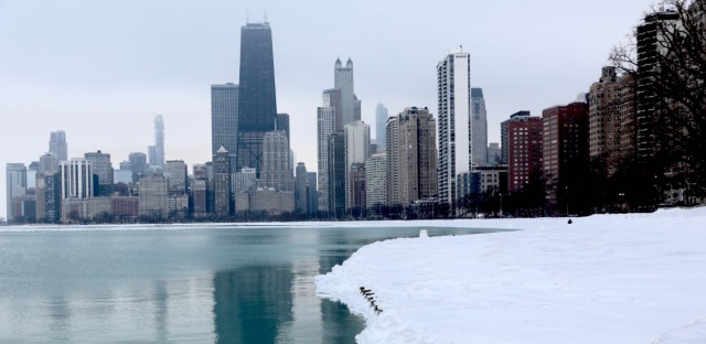 Even short periods of skin exposure in Chicago's record breaking frigid temperature can be damaging.