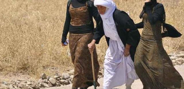 The Yezidi humanitarian crisis