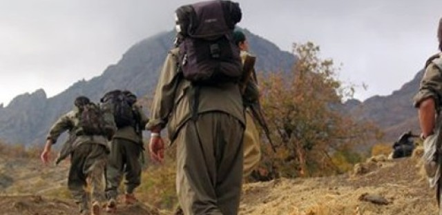 PKK pulls out of Turkey starting today