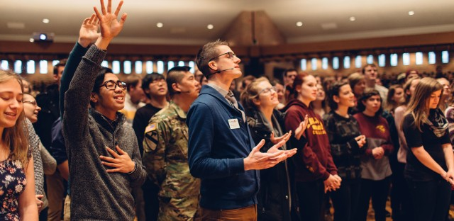 "Calvin College in Michigan is affiliated with the Christian Reformed Church, which holds that ""homosexual practice ... is incompatible with obedience to the will of God as revealed in Scripture."""