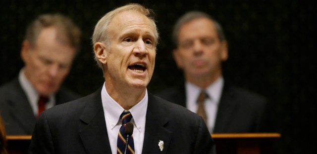 Rauner State of the State Address