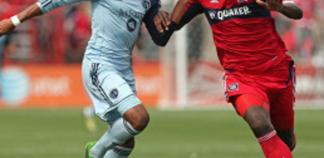 Chicago Fire fight for play-off spot