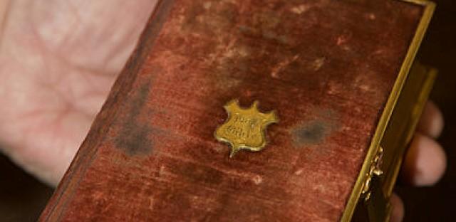 President Abraham Lincoln's bible.