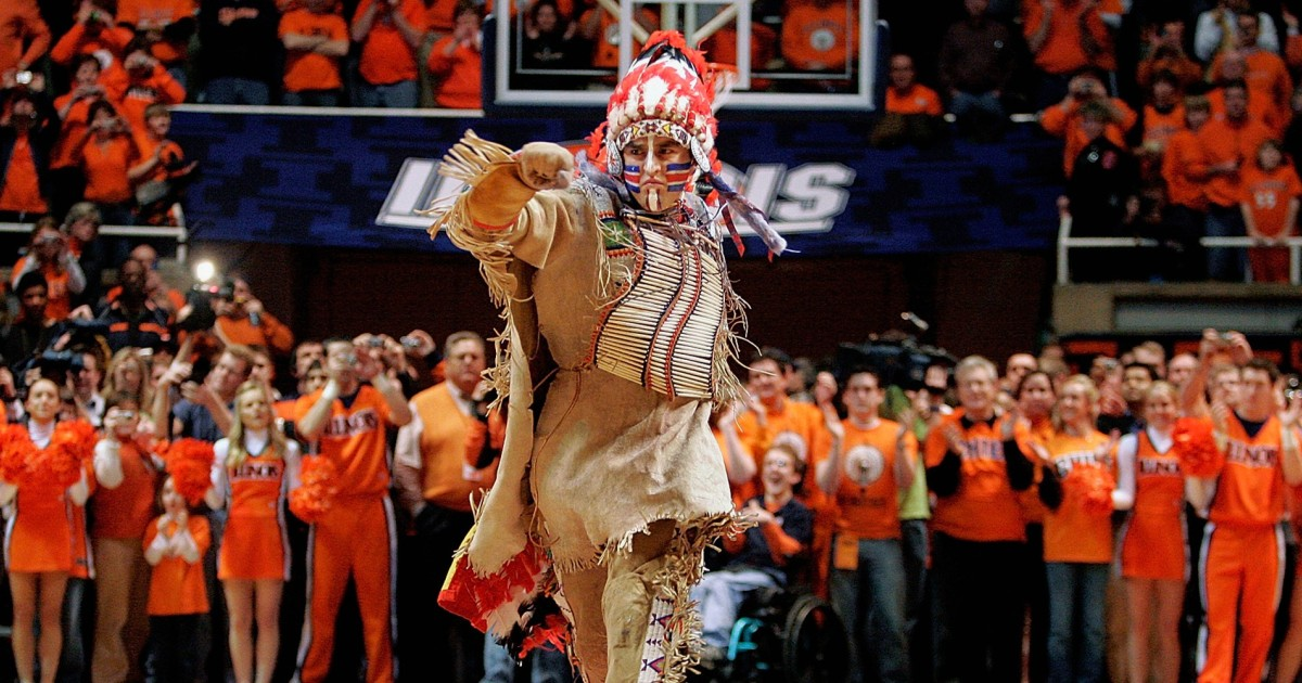 Are Native American High School Mascots On Their Way Out In Illinois?