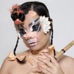 Björk's latest album, Utopia, is available Nov. 24.