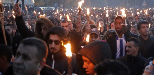 The backlash against refugees in Sweden