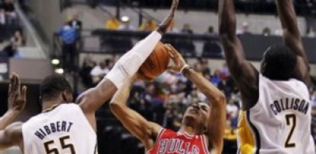 Bulls' 'Bench Mob' stepping up early