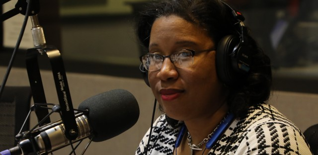 State Rep. Melissa Conyears-Ervin joins 'The Morning Shit' on March 29, 2019 to discuss her run for Chicago treasurer.