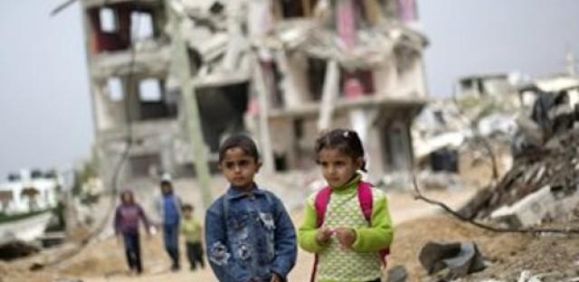 Rebuilding Gaza, and Blackwater contractors found guilty of 2007 massacre in Iraq