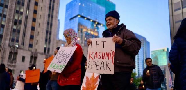 Kashmiri Chicagoans Struggle To Reach Relatives Back Home