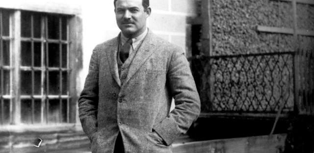 Year 25: Ernest Hemingway