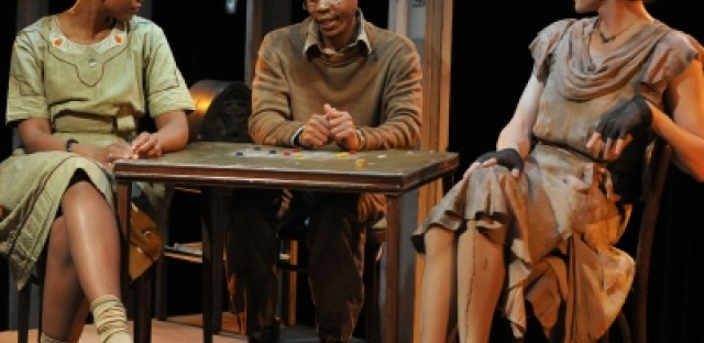 Daily Rehearsal: A look at Steppenwolf's First Look