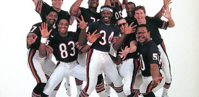 The wild heart and lore of the '85 Bears