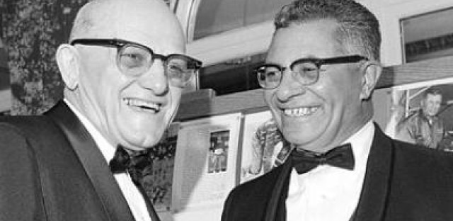 Halas and Lombardi rivalry looms over Bears-Packers game