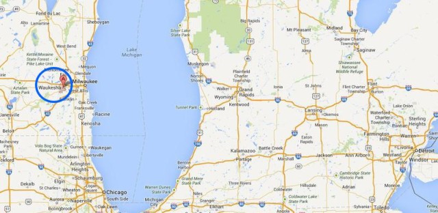 Waukesha wants to get water from Lake Michigan to replace its own contaminated water.