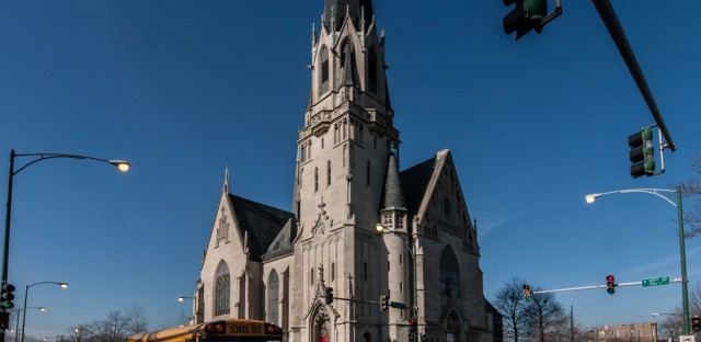After nearly 120 years, an Englewood church still stands