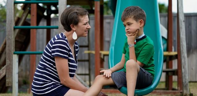Talking to your kids about coronavirus