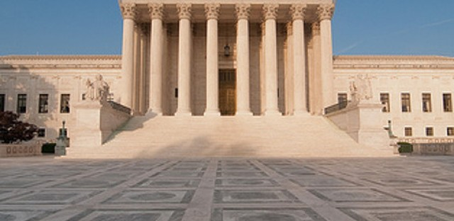 U.S. Supreme Court deciding cases with local ramifications