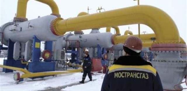 Europe Starved for Natural Gas