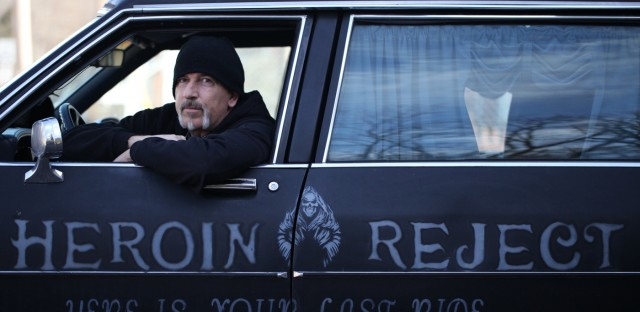 Weekend Edition Sunday : Battling Heroin With A Hearse And A Prayer Image