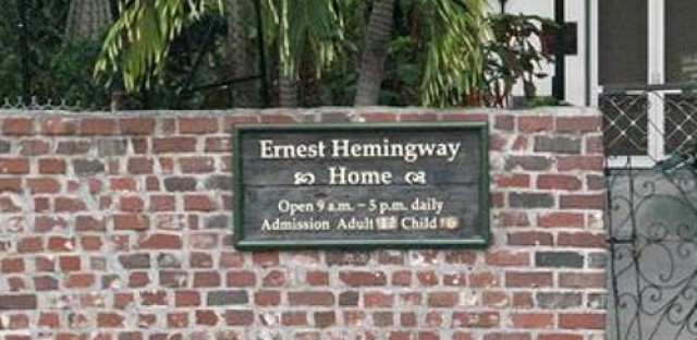 Who was Hemingway at age 25?