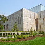 Tod Williams Billie Tsien Architects, the architectural firm chosen to design Barack Obama's presidential library, is also the firm behind buildings like Barnes Foundation museum in Philadelphia, pictured above.